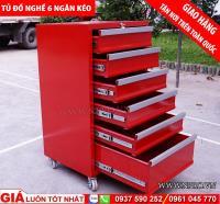 Tủ đựng đồ nghề 6 ngăn kéo